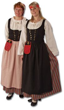 Soinin naisen kansallispuku Meanwhile In Finland, Folk Costume, Costumes, Traditional Dresses, Passion For Fashion, Nostalgia, Country, Poland, Embroidery