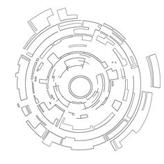 1 Web Design, Logo Design, Architecture Symbols, Space Architecture, Ideas Para Logos, Circuit Tattoo, Best Tattoo Ever, Motif Art Deco, Biomechanical Tattoo