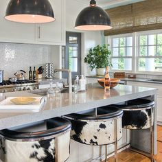 Grey Countertops, Contemporary, kitchen, Willey Design