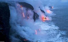 Popular Volcanoes in Hawaii | Volcano in hawaii wallpaper hd for free, Backgrounds #1314