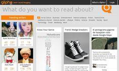 Glipho, crea gratis tu propio blog en esta plataforma social