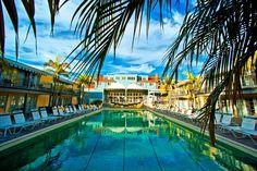 Lafayette Hotel Pool, San Diego. Next week.