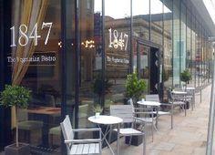 1847 Vegetarian Bistro & Bar - Manchester. Bookatable.com