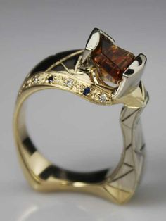 775 Best contemporary gemstone rings images in 2019 | High