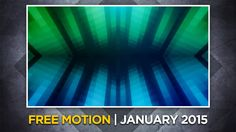 New free moving background for January 2015