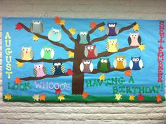 1000 images about birthday bulletin boards on pinterest for Birthday bulletin board templates