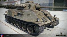 World of tanks Skoda t24