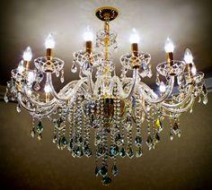 #chandeliers #Asfour Lustre cristal Asfour