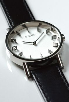 If I ever start wearing a watch again, I want it to be this one. It somehow manages to be pretty, professional AND playful.