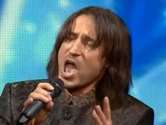 Gennady Tkachenko Papich - Ukraine's Got Talent - Finding Your Inner Voi. Whitney Houston Hits, Earth Song, Girls Belts, Save The Planet, A Good Man, The Voice, Musicals, Singing, Finding Yourself