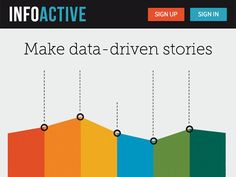 Infoactive - Drop live data into interactive infographics by Trina Chiasson — Kickstarter