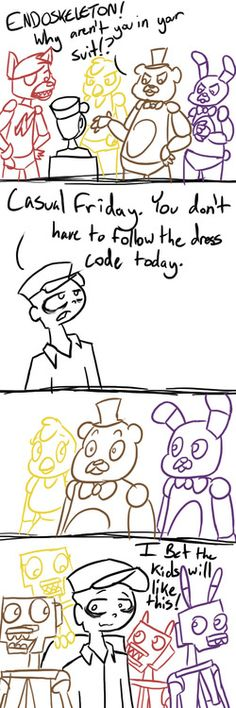 Funny 5 Nights at Freddy's | five nights at freddy's | Tumblr
