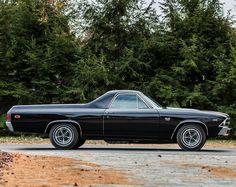 1969 Chevy El Camino L89 SS