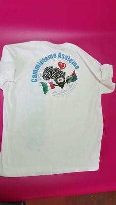 #tshirt Fruit con stampa in quadricromia