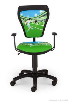 Krzesło Ministyle LaLiga #krzeslo #dziecko #nastolatek #pokoj #chair #child #teenager #room #inspiration #design #football #soccer #pilka #nozna
