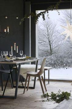 Ikea Christmas settings