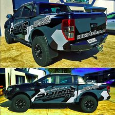 at Rhino picked a winning design in their car, truck or van wrap contest. Jaguar Suv, Toyota Lc, Ford Ranger Wildtrak, Nissan Xtrail, Vinyl Wrap Car, Vehicle Signage, Boat Wraps, Van Wrap, Suv Cars