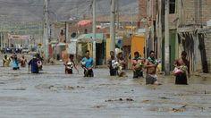 RS Notícias: Peru já tem mais de 120 mil afetados por inundaçõe...