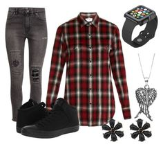 """""""Come Back 2 School Tomboy!"""" by stephnugo92 on Polyvore"""