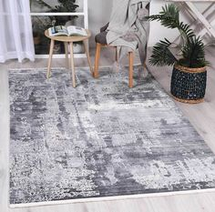Istanbul Modern Ayla Blue Rug   Pile Height: 5mm Material: 65% Polypropylene,35% Polyester Rug Type: Indoor Easy to clean Style(s): Modern & Contemporary Pattern(s):Vintage, Modern