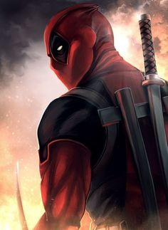 Deadpool is the best person out of all Marvel and DC to me. Films Marvel, Marvel Vs, Marvel Dc Comics, Marvel Heroes, Comic Anime, Anime Comics, Comic Art, Comic Book Characters, Marvel Characters