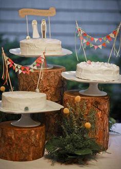ウェディングケーキを飾ろう!可愛いケーキトッパーの画像26選