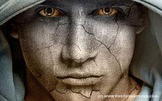 40 Useful Photoshop Tutorials for Photo Manipulation - Adding Texture to Skin