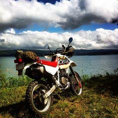 Costa Rica lago arenal