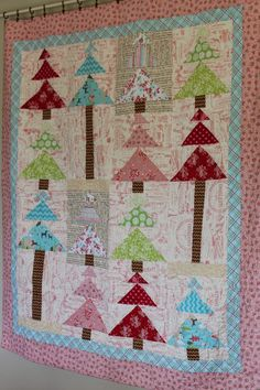Sewn With Grace: Christmas House Part Two