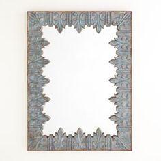 Ribbon Panel Mirror