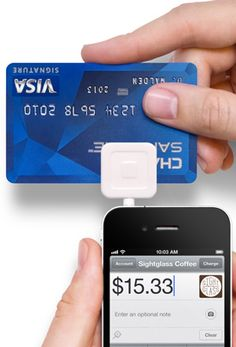 Square is an exciting product because its mobility and low up-front costs allow entirely different types of businesses to move money with credit cards!!
