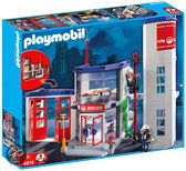 Playmobil Brandweerkazerne - 4819