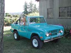 """I always thought I'd have time to restore a Ford Bronco w/my Dad """"one day"""".  Lesson learned.  Stop waiting for """"one day."""""""