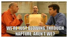 Buster Bluth ~ Best. Character. Ever.
