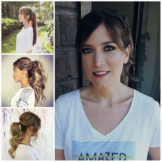 Effortless Ponytail Hairstyles with Bangs