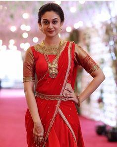 Half Saree Lehenga, Lehenga Saree Design, Lehnga Dress, Saree Look, Lehenga Designs, Banarasi Lehenga, Lehenga Gown, Anarkali Suits, Georgette Sarees