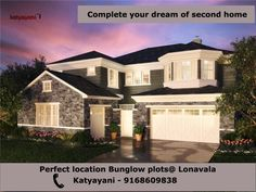Perfect Bunglow plots for your second home dream @ Lonavala Call- Katyayani - 9168609838 #Bunglow #BunglowPlot #Lonavala #Pune #Mumbai #SecondHome