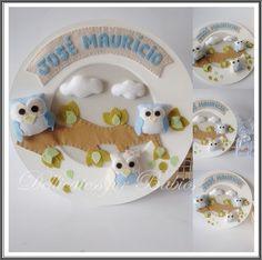 kit coruja - Dellicatess for Babies