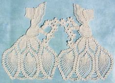 Picture of Old Fashioned Girl Doily Crochet Pattern