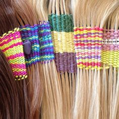 We have a bunch of pre-made #hairtapestry for #coachella! Stop by and pick out your #festivalhair #Carlsbad #hairsalon #belladoraspa #trendy #boho #hairsalon #hair #paseodelnorte #hairextensions #custom @coachella @bleachlondon @modernsalon @popsugar @behindthechair_com @belladoraspa