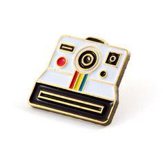 @isabellegeneva  own - Polaroid Pin
