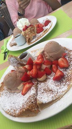 Snap Food, Tumblr Food, Food Snapchat, Good Food, Yummy Food, Food Goals, Cafe Food, Aesthetic Food, Food Cravings