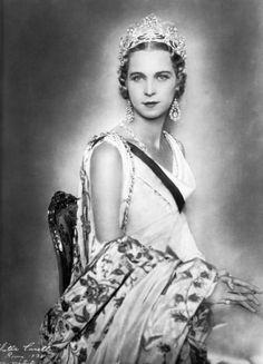 Queen Marie Jose of Italy