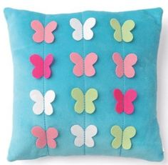 Butterfly Princess Quilt Cover Set by Cubby House Kids -   I want but in lighter blue...diy prehaps?