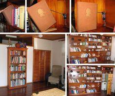 Secret rooms! I want!!!!