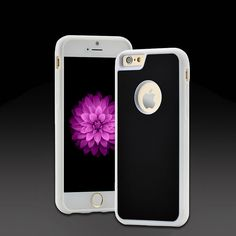 Anti Gravity Case for iPhone 6 6s Antigravity Magical Back Cover Anti gravity Nano Suction Cover Adsorbed Case Shell for iPhone6