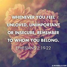 Ephesians 2: 19-22