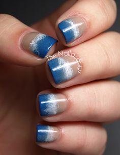 Beach nails Nails for summer: beach nails #DIY #Design #Nails