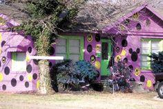 10 houses painted in protest! #CoffeetoKeys #NicholaElise #yeg #yegre #edmonton #house