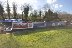 Orlestone - Moored at Blackwater Meadow. A 1989 Norton Canes Boat Builders 4 berth traditional stern narrowboat. Non-residential moorings available.